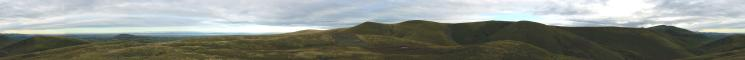 360 Panorama from Meal Fell's summit