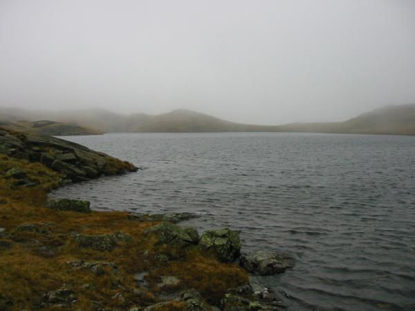 Sprinkling Tarn in the cloud