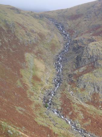 Stickle Ghyll, also called Mill Gill