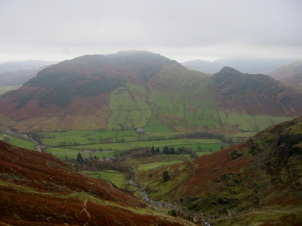 Lingmoor Fell and Side Pike