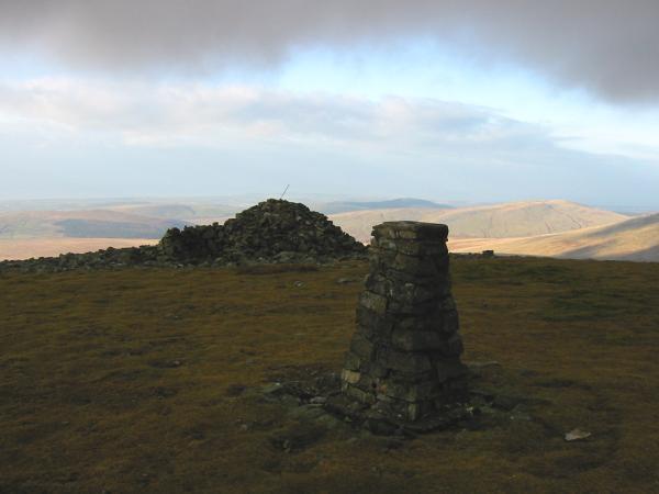 Seatallan's summit