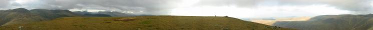 360 Panorama from Seatallan's summit