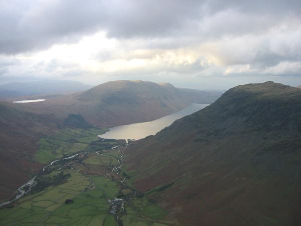 Wasdale from the direct route