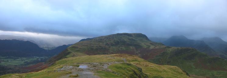 Maiden Moor from Catbells