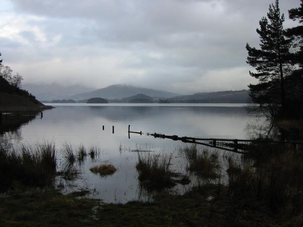 Brandelhow Bay, Derwent Water