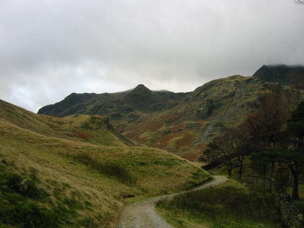 ...and from further up Grisedale