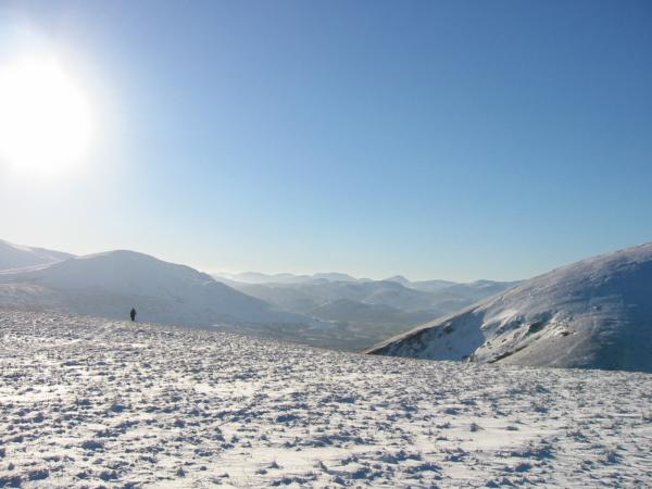 Clough Head and the central fells