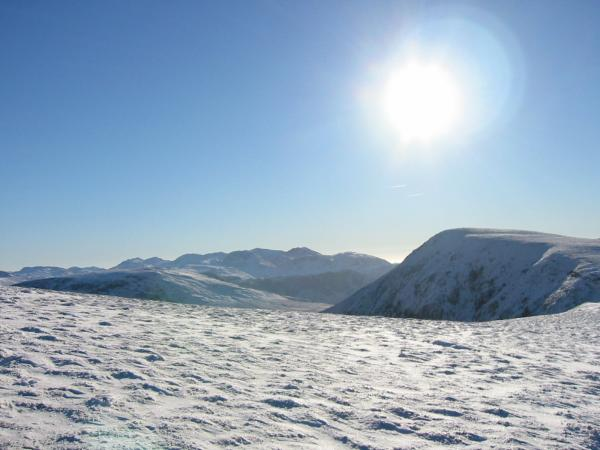 The Scafells and Wandope