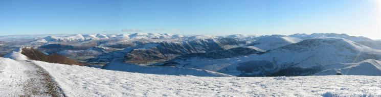 Easterly panorama from Sail