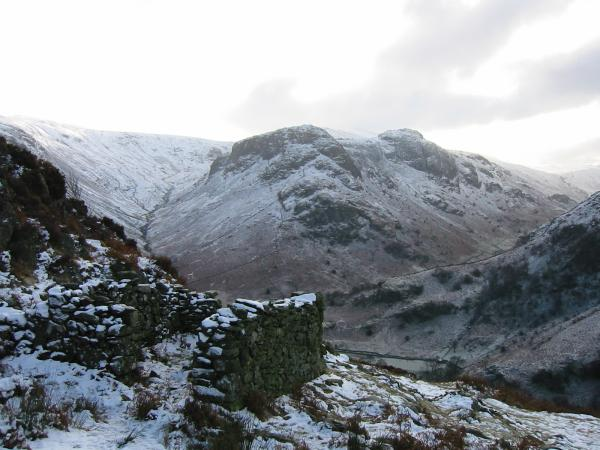 Eagle Crag and Sergeant's Crag