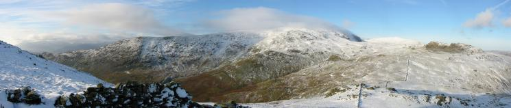 Low Pike to Little Hart Crag