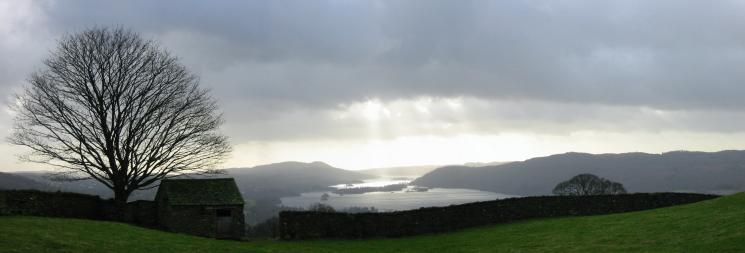 Windermere from Robin Lane