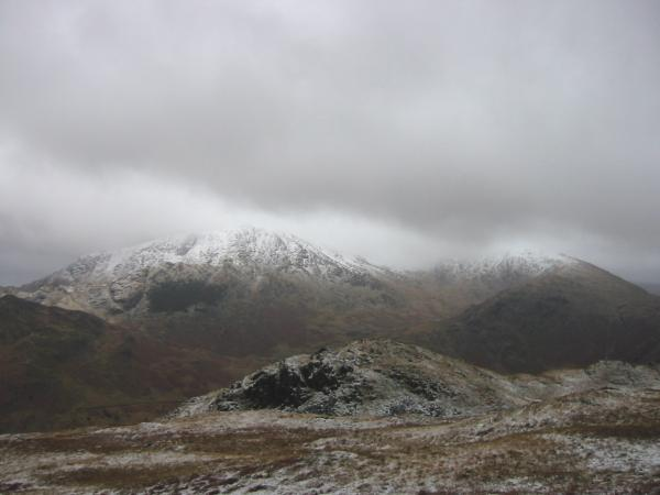 Wetherlam and Great Carrs