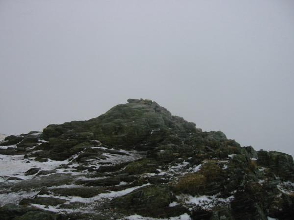 Lingmoor Fell's summit