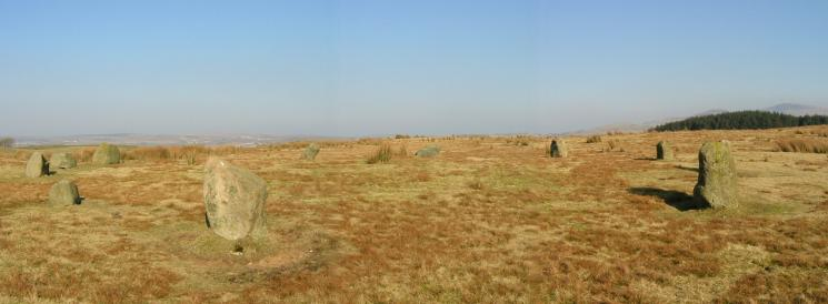 Kinniside Stone Circle