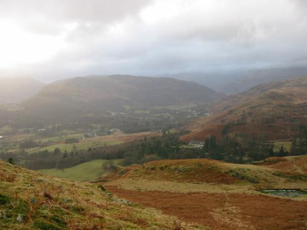 Lingmoor Fell and High Close (YHA)