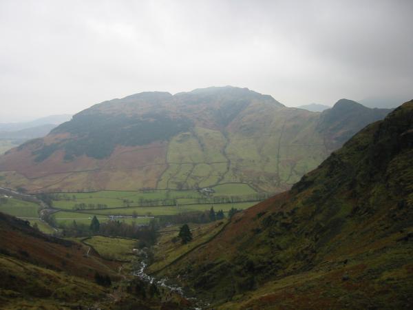 Lingmoor Fell and Side Pike