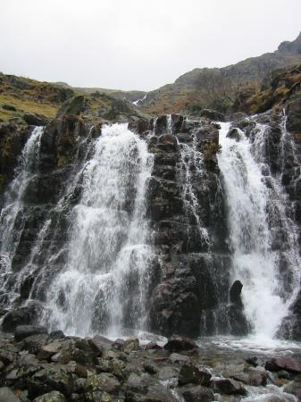 Waterfall, Stickle Ghyll