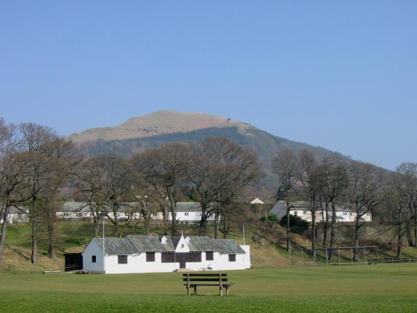 Latrigg from Fitz Park
