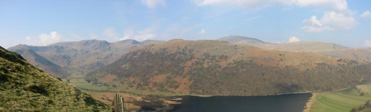 Hartsop Above How and Brothers Water