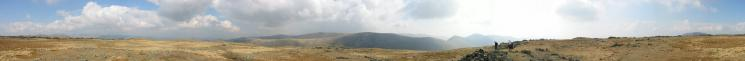 360 Panorama from Caudale Moor (Stony Cove Pike)'s summit
