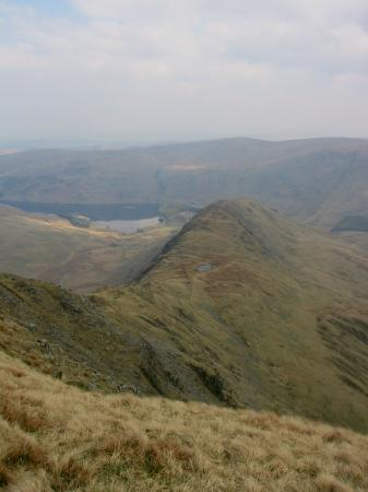 Rough Crag and Haweswater