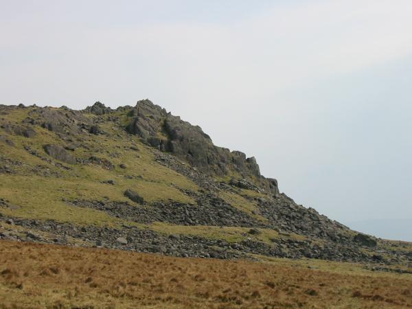 Great Paddy Crag, Buck Barrow
