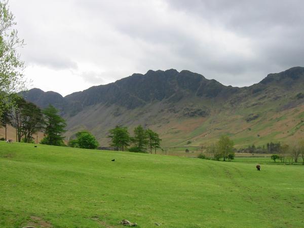 Haystacks from near Gatesgarth