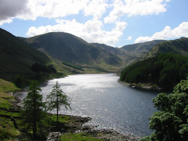 Harter Fell and Haweswater