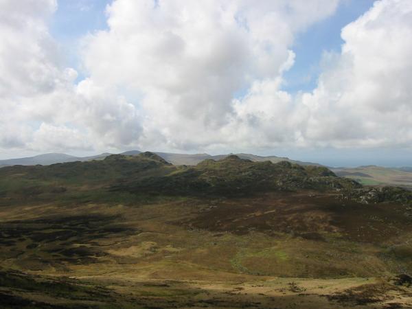 Green Crag and Crook Crag