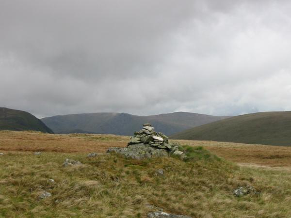 Kidsty Pike and High Raise from Tarn Crag summit