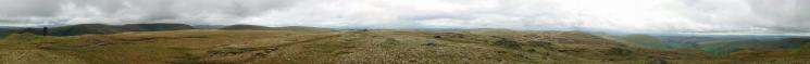 360 Panorama from Tarn Crag's summit