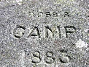 Ross's Camp 1883