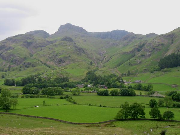 The Langdale Pikes