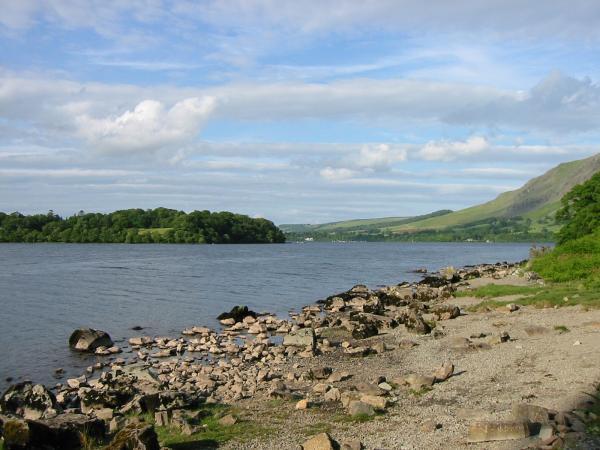 Ullswater shoreline