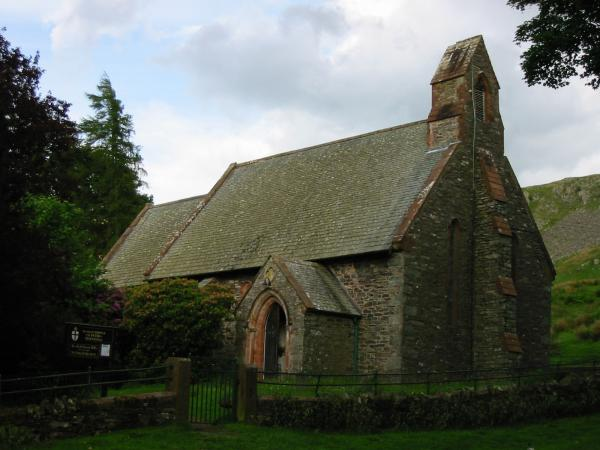 St Peter's, Martindale