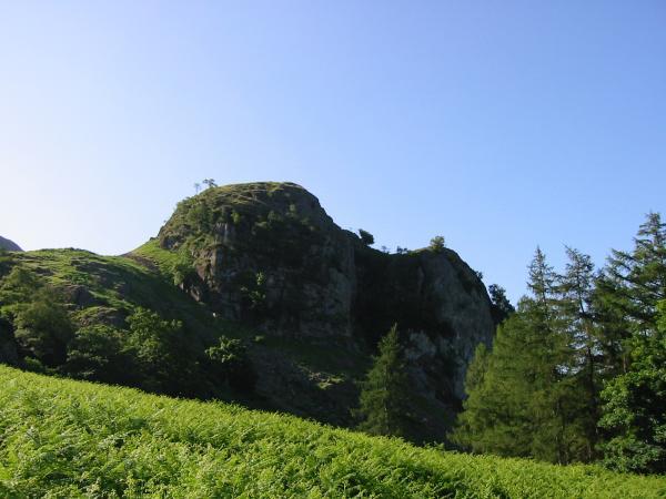 Castle Rock of Triermain
