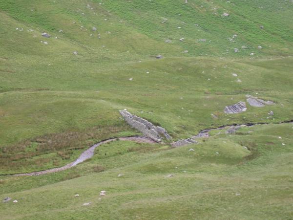 The old dam in Glencoyne