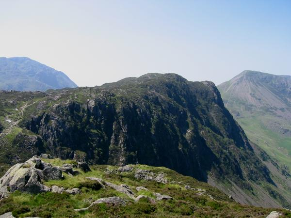 Haystacks from Green Crag