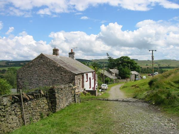 The hamlet of Bowscale