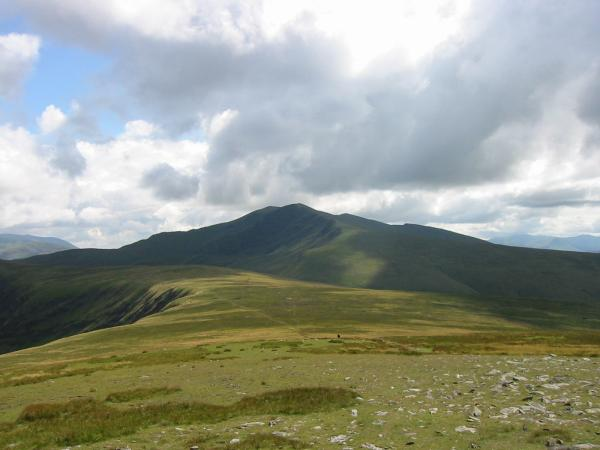 Blencathra from Bowscale Fell