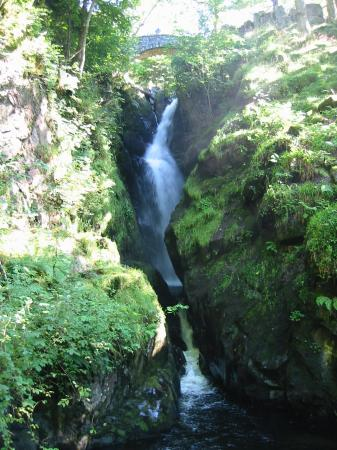 Aira Force from below