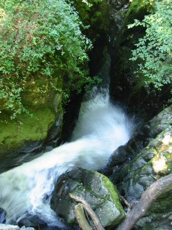 Aira Force from above