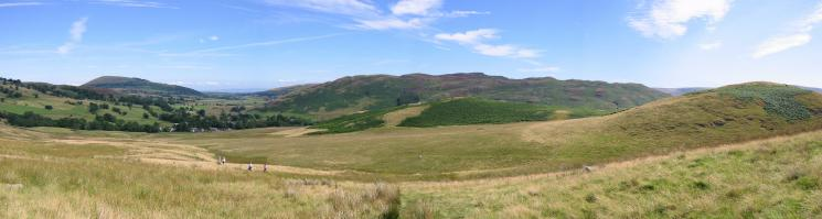 Great Mell Fell, Dockray and Gowbarrow Fell