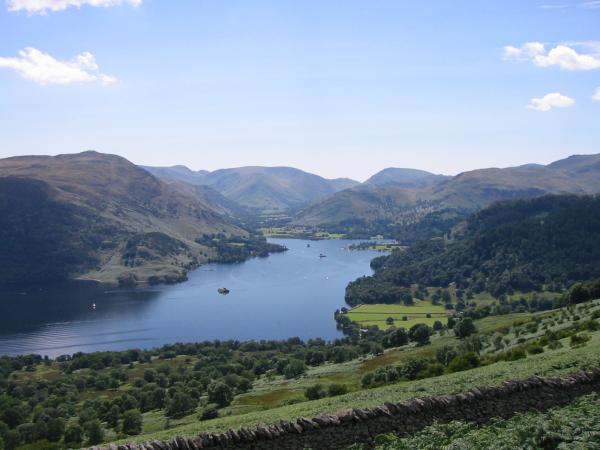 The head of Ullswater