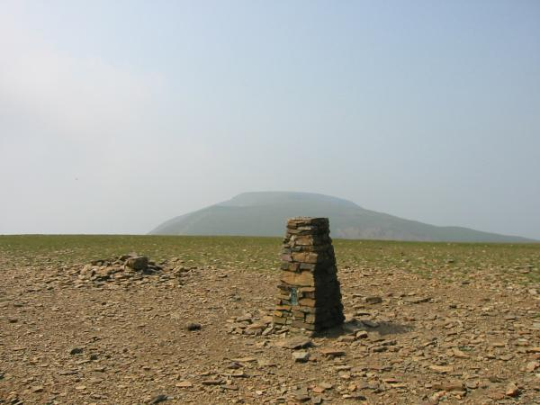 Eel Crag summit