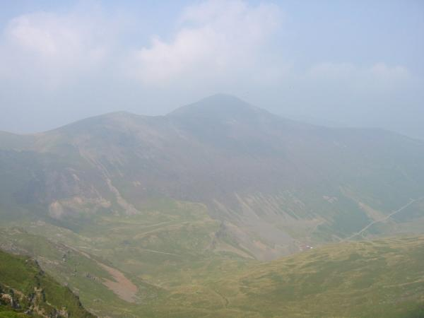 Grisedale Pike and Coledale