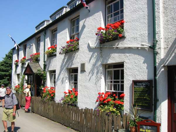 The Langstrath Country Inn, Stonethwaite