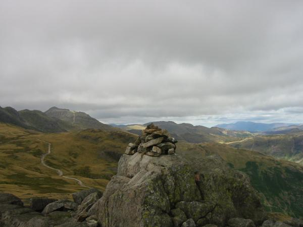 Cold Pike summit