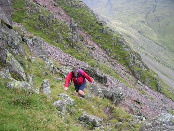 On the traverse